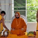 Sri Raghaveshwara Bharathi Swamiji in Purnapramati