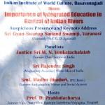 pūrṇapramati Vyakhya  Seminar 1:  Seminar on 'Education'