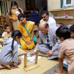 Dr.Gururaj Karajagi's visit